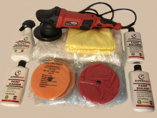 SUPERBIRD Super Deluxe Aircraft Paint Restoration System - $20.00 donation to Van's Air Force