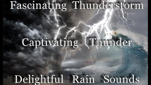 Rain And Thunder Sounds – Tagged