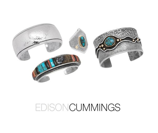 New Works By Edison Cummings