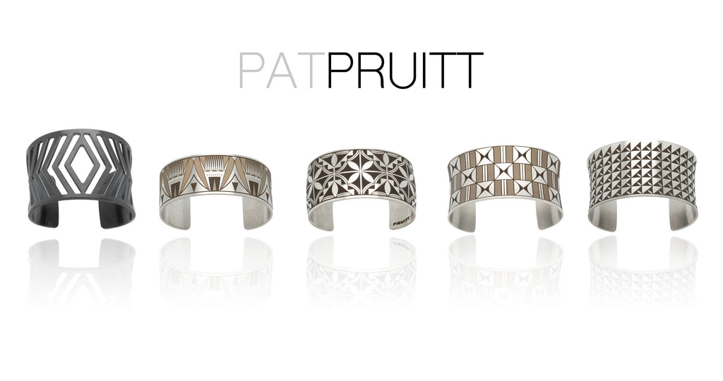 New Bracelets by Pat Pruitt