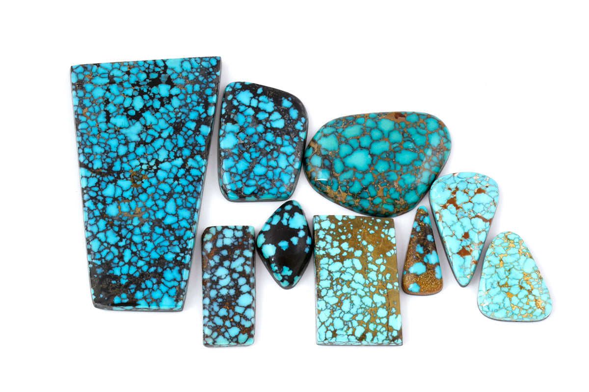 e214ee59deb0 Today Number 8 turquoise is one of the most valuable stones that can be  collected. High-grade Number 8 turquoise is by far some of the finest  turquoise to ...