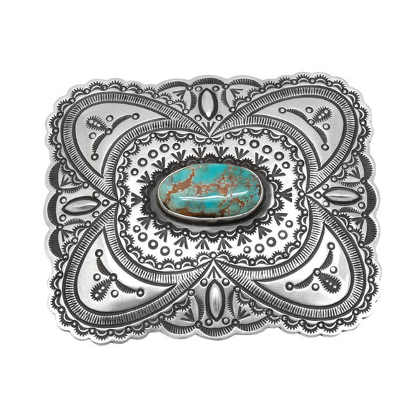 Sterling Silver Royston Buckle