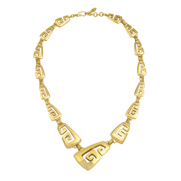 18k Gold Diamond Necklace