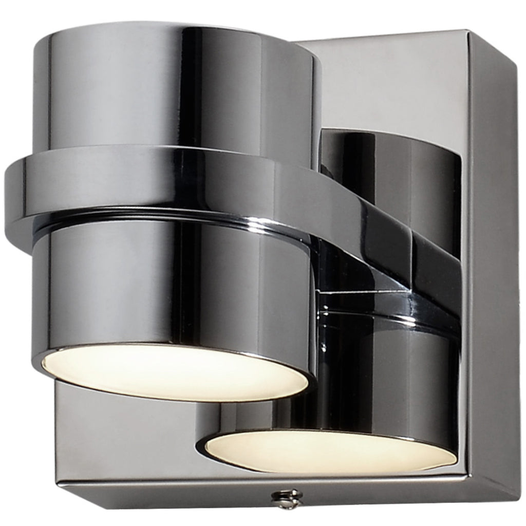 inc of out picture door lighting led wall chloe sconce odl