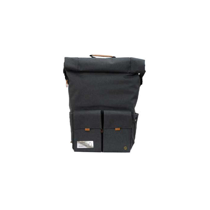 PKG LB01 Rolltop Expandable Backpack