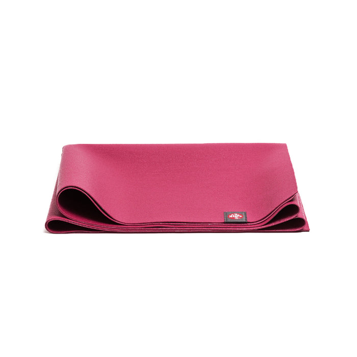 Manduka eKO SuperLite Travel Yoga Mat, Fuchsia