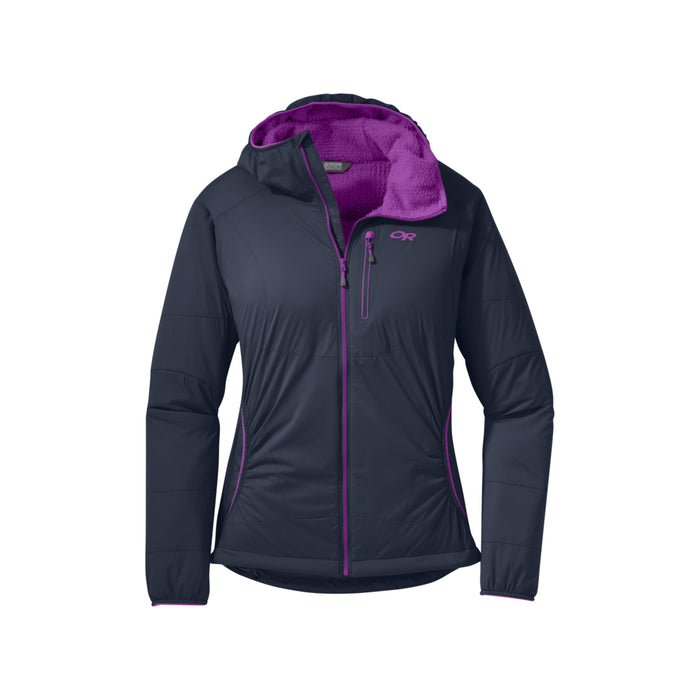 Outdoor Research Ascendant Hoody - Night Ultra Violet