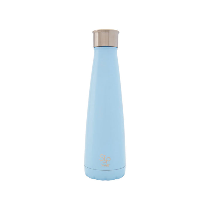 S'ip by S'well Water Bottle - Cotton Candy Blue