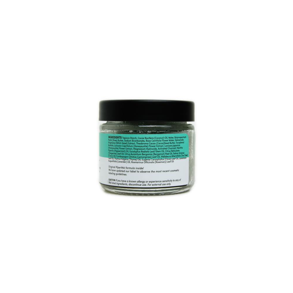 PiperWai Natural Deodorant - 2oz Jar