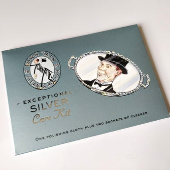 Town Talk smykkerens - Silver care kit