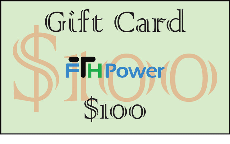 FTHPower Gift Card