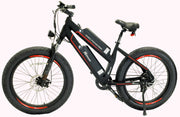 X2-F Abyss-T Fat-Tire E-Bike, Torque Sensor