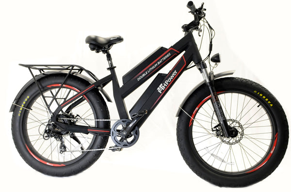 X2-F Abyss Fat-Tire E-Bike