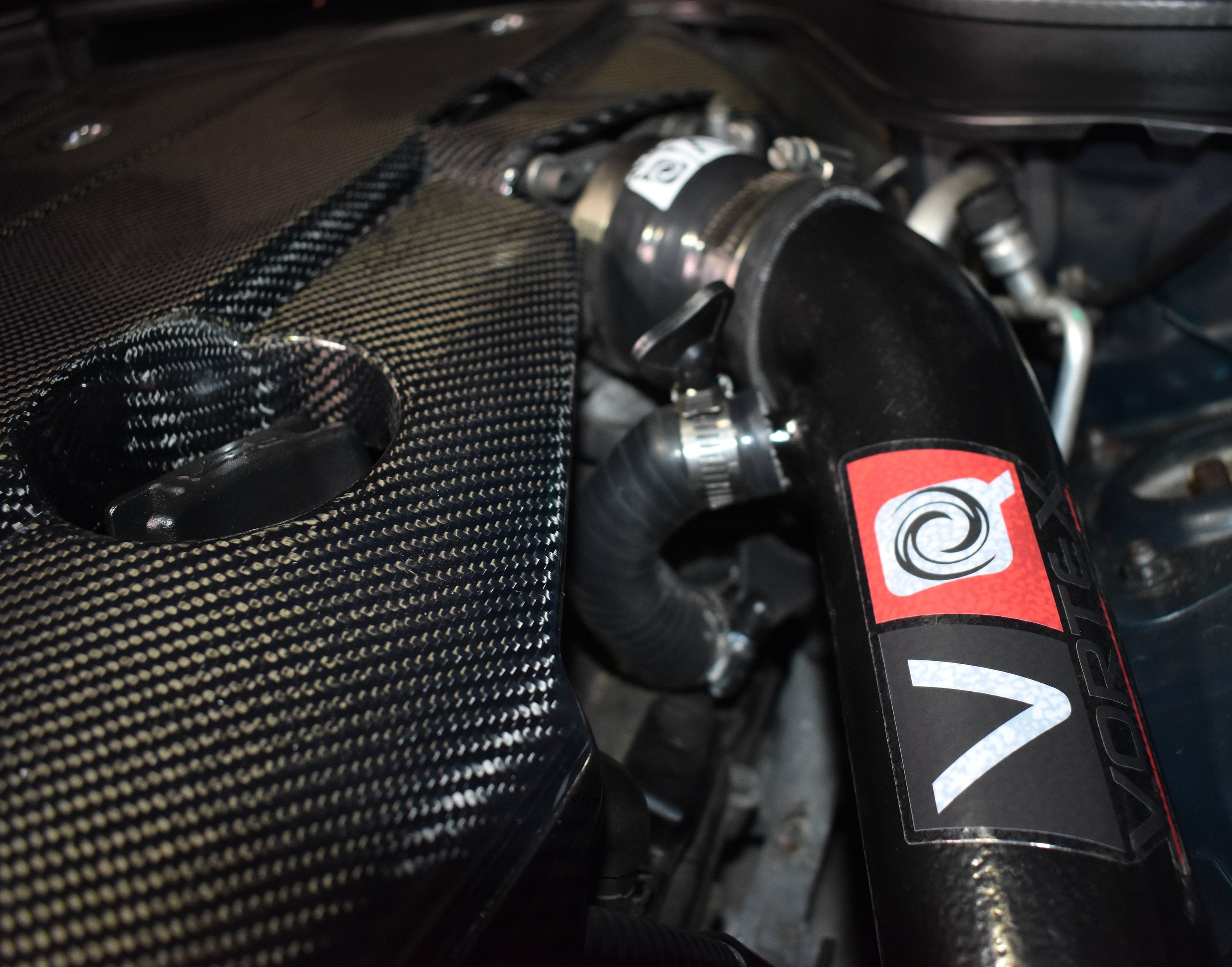 Intakes - VQ Vortex Full Cold Air Intake System For G37/370Z