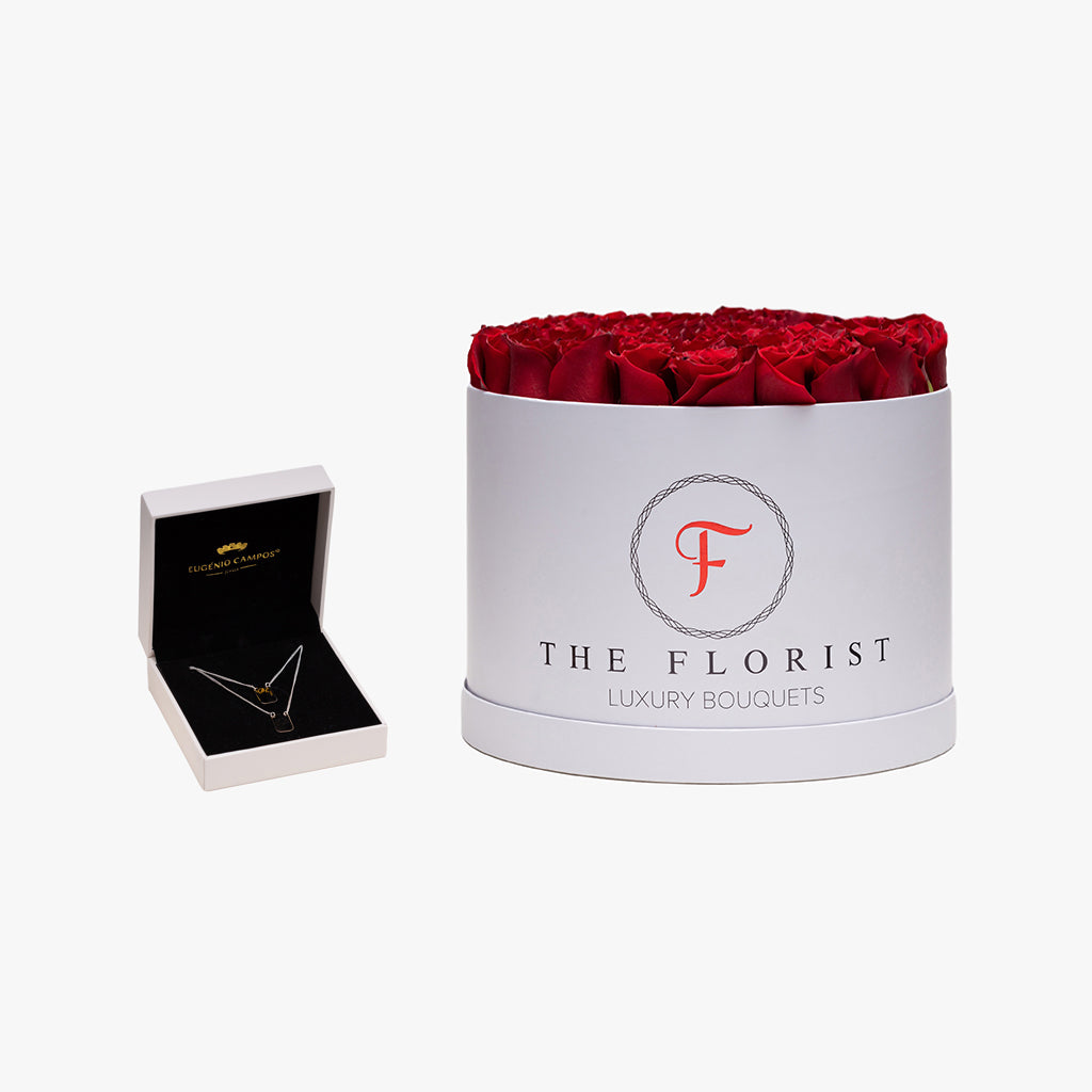 The Florist by Eugénio Campos | Square Scapular