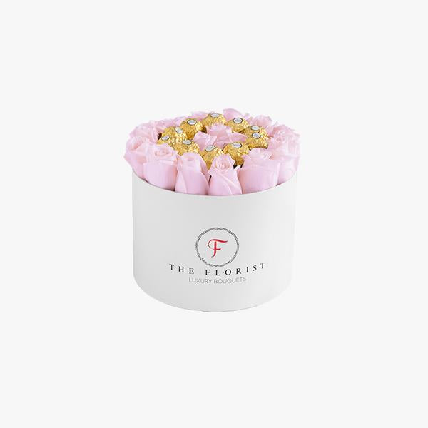 The Florist by Ferrero | Pink Roses