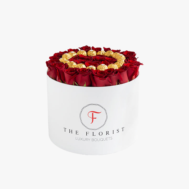 The Florist by Ferrero | Red Roses