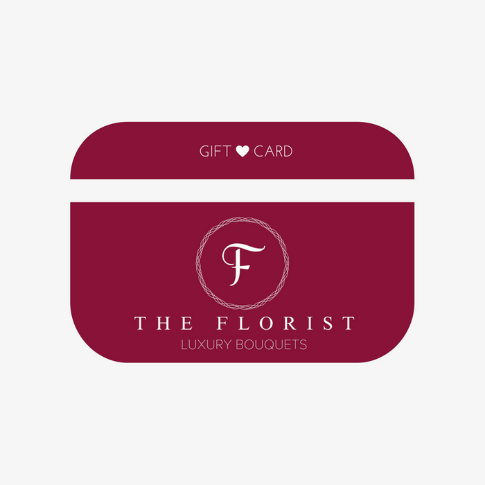 Gift Card The Florist
