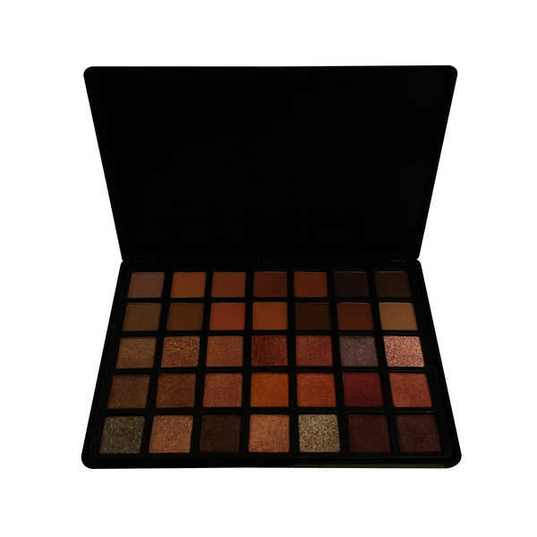 35 COLOR EYESHADOW PALETTE - ROME