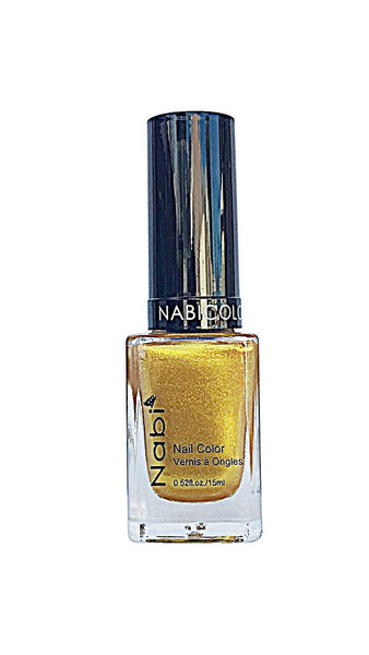 NP08 - Nabi 5 Nail Polish Gold