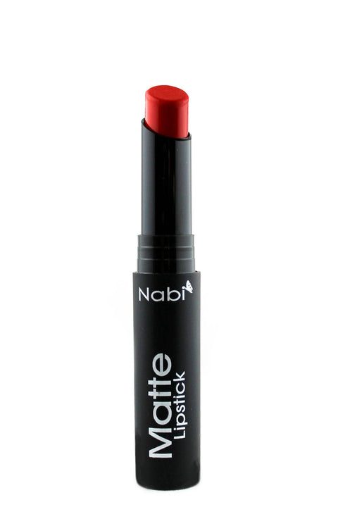 MLS08 - Matte Lipstick Red