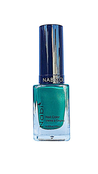 NP106 - Nabi 5 Nail Polish  New Teal