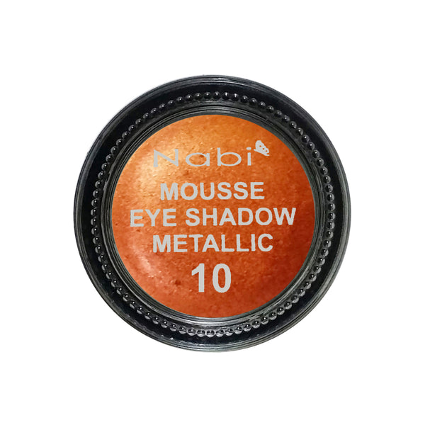 MES-48(#10) NABI MOUSSE EYESHADOW METALLIC