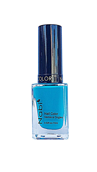 NP121 - Nabi 5 Nail Polish Blue