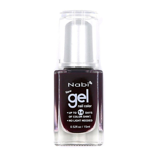 NG12 - New Gel Nail Polish Blackberry
