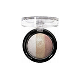 TE12 - BAKED TRIO EYESHADOW HONEY