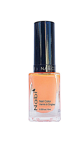 NP141 - Nabi 5 Nail PolishSummer Orange