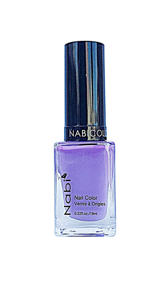 NP142 - Nabi 5 Nail PolishSummer Purple