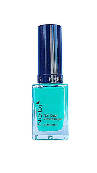 NP143 - Nabi 5 Nail Polish  Summer Green