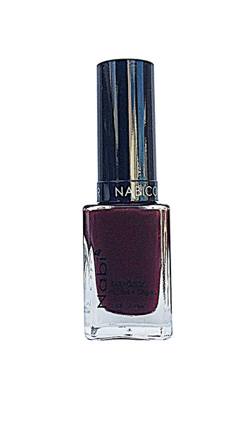 NP14 - Nabi 5 Nail Polish Dark Plum