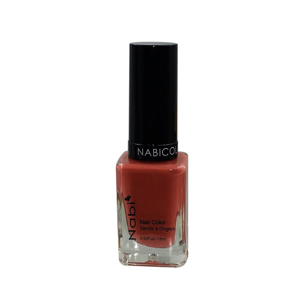 NP150 - NABI 5 NAIL POLISH PRETTY BLUSH