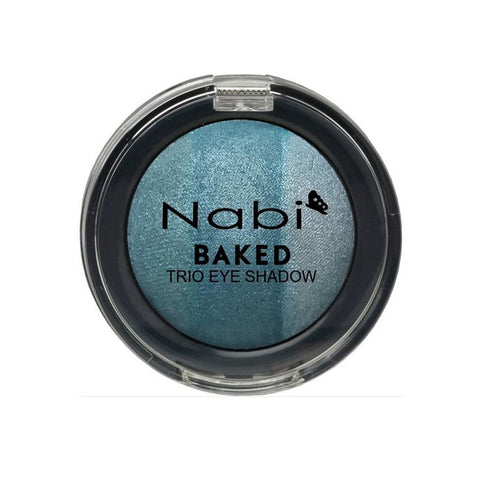 TE15 - BAKED TRIO EYESHADOW OCEAN BLUE