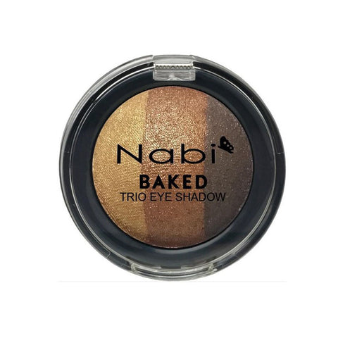 TE16 - BAKED TRIO EYESHADOW COPPER