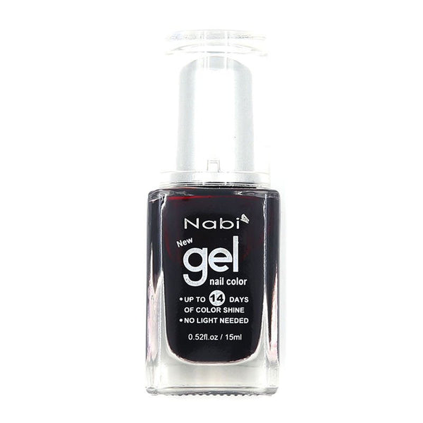 NG19 - New Gel Nail Polish Real Red