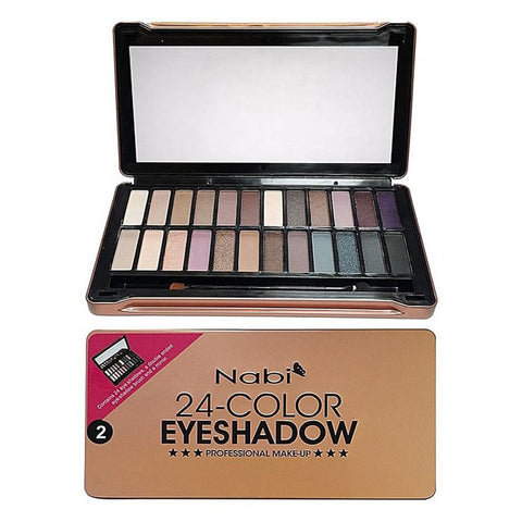 A509-02 24COLOR EYESHADOW