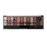 A502(01) - 12COLOR EYESHADOW PALETTE