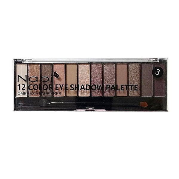 A502(03) - 12COLOR EYESHADOW PALETTE