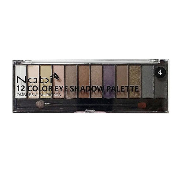 A502(04) - 12COLOR EYESHADOW PALETTE