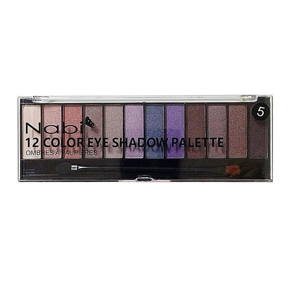 A502(05) - 12COLOR EYESHADOW PALETTE