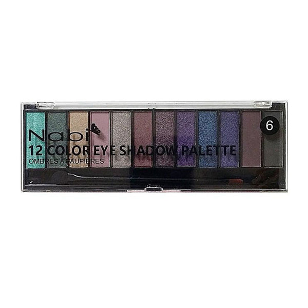 A502(06) - 12COLOR EYESHADOW PALETTE