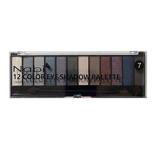 A502(07) - 12COLOR EYESHADOW PALETTE