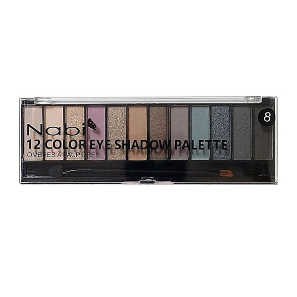 A502(08) - 12COLOR EYESHADOW PALETTE