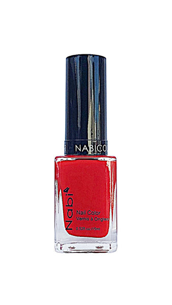 NP23 - Nabi 5 Nail Polish Bright Red