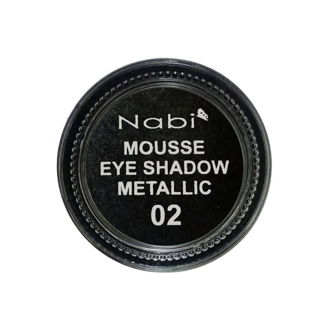 MES-48(#02) NABI MOUSSE EYESHADOW METALLIC