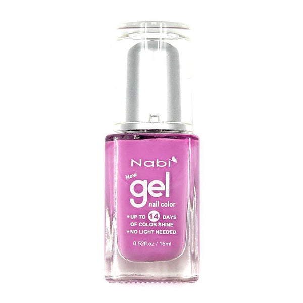 NG30 - New Gel Nail Polish Baby Lavender