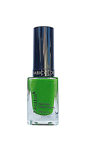 NP38 - Nabi 5 Nail Polish Fruit Green